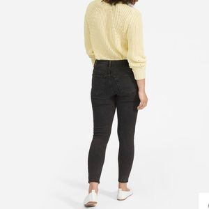 Everlane sz 32 Authentic Stretch High Rise Skinny